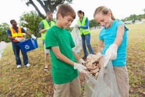Earth Day Neighborhood Cleanup (Virtual & Local)